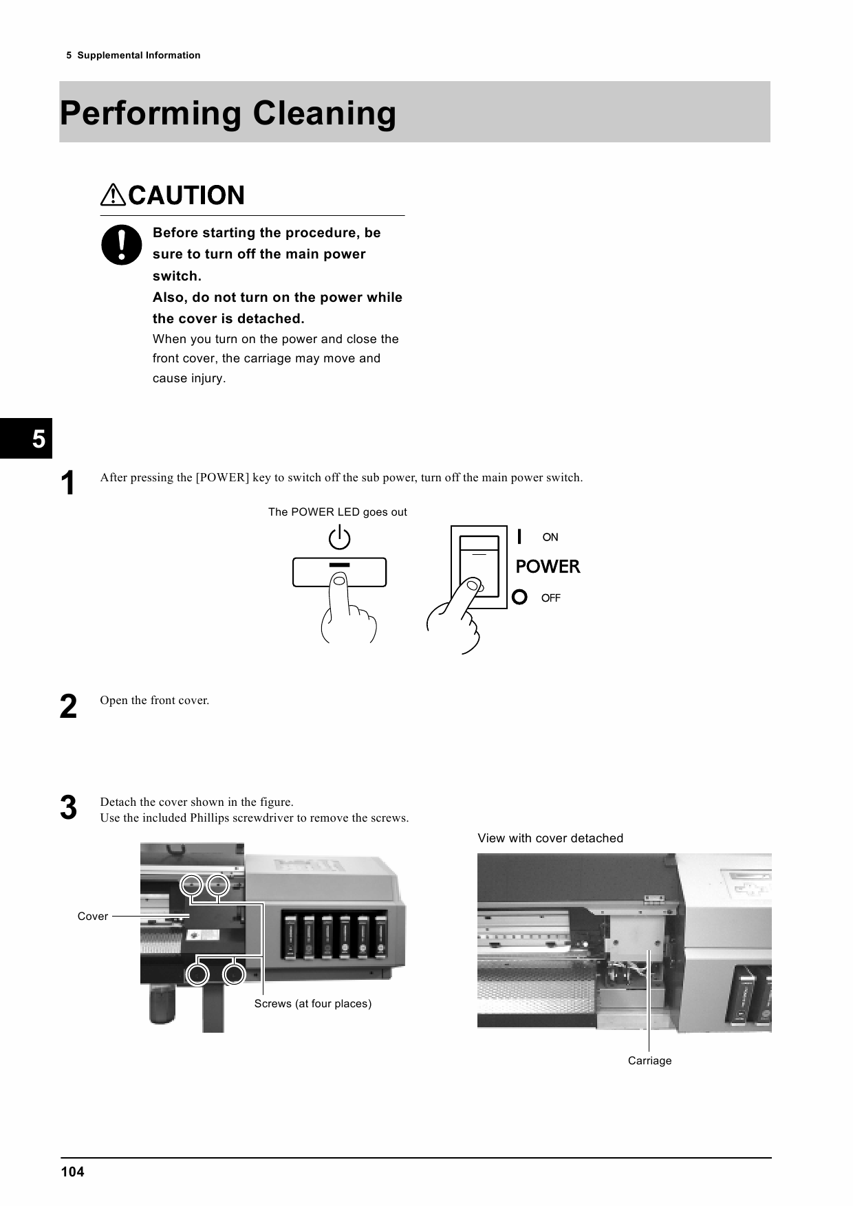 Roland Hi-Fi-JET FJ 52 42 Service Notes Manual-5